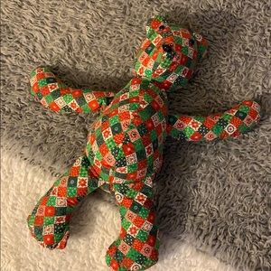 Handmade Christmas bear